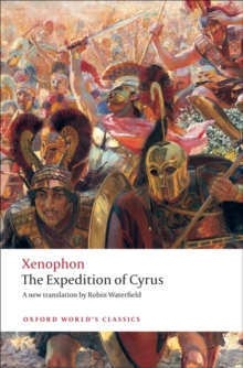 The Expedition of Cyrus, Paperback