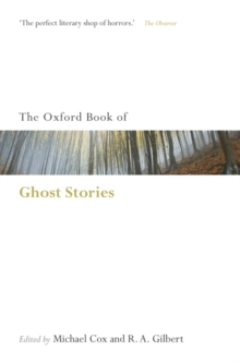 The Oxford Book of English Ghost Stories, Paperback