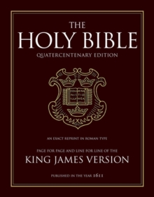 King James Bible, Leather / fine binding