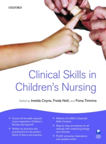 Clinical Skills in Children's Nursing, Paperback