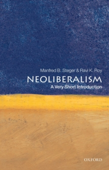 Neoliberalism: A Very Short Introduction, Paperback