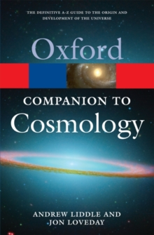 The Oxford Companion to Cosmology, Paperback