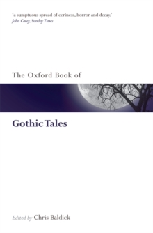 The Oxford Book of Gothic Tales, Paperback