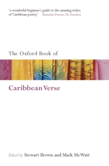 The Oxford Book of Caribbean Verse, Paperback