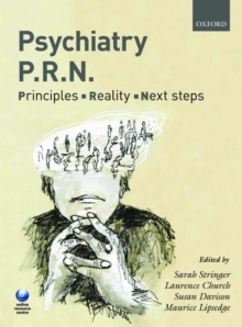 Psychiatry PRN: Principles, Reality, Next Steps, Paperback