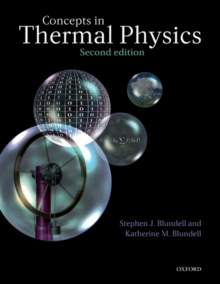 Concepts in Thermal Physics, Paperback