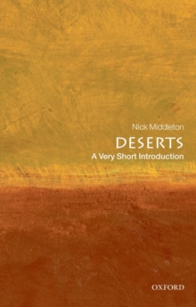 Deserts: A Very Short Introduction, Paperback