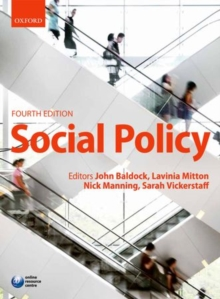 Social Policy, Paperback