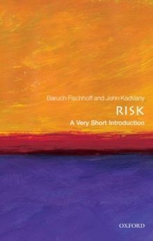 Risk: A Very Short Introduction, Paperback