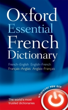 Oxford Essential French Dictionary, Paperback