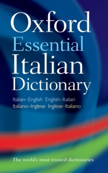 Oxford Essential Italian Dictionary, Paperback