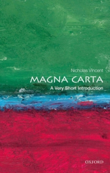 Magna Carta: A Very Short Introduction, Paperback