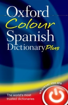 Oxford Colour Spanish Dictionary Plus, Paperback