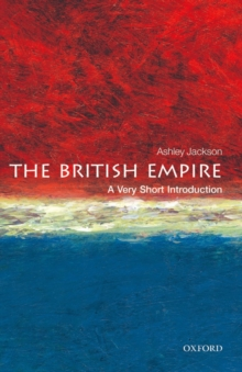 The British Empire: A Very Short Introduction, Paperback