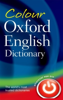 Colour Oxford English Dictionary, Paperback