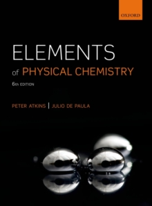 Elements of Physical Chemistry, Paperback