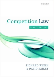 Competition Law, Paperback