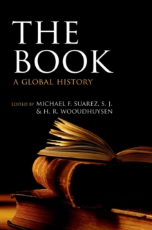 The Book : A Global History, Hardback