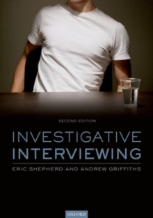 Investigative Interviewing : The Conversation Management Approach, Paperback