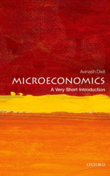 Microeconomics : A Very Short Introduction, Paperback