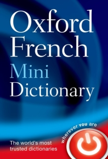 Oxford French Mini Dictionary, Paperback