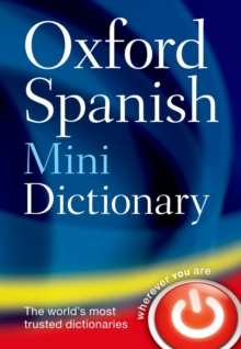Oxford Spanish Mini Dictionary, Paperback