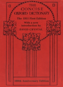 The Concise Oxford Dictionary, Hardback