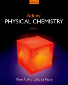 Atkins' Physical Chemistry, Paperback