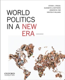 World Politics in a New Era, Paperback