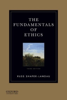The Fundamentals of Ethics, Paperback
