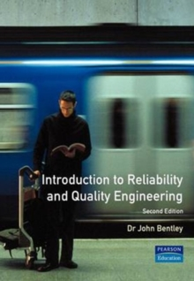 An Introduction to Reliability and Quality Engineering, Paperback