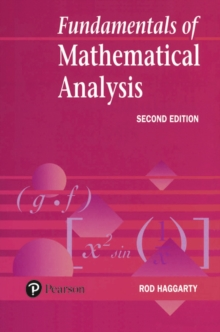 Fundamentals of Mathematical Analysis, Paperback