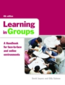 Image of Learning in Groups : A Handbook for Face-to-Face and Online Environments