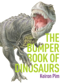 Bumper Book of Dinosaurs, Hardback Book