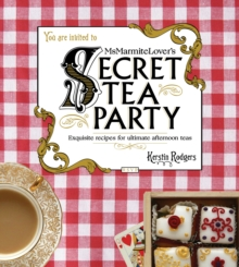 Ms Marmite Lover's Secret Tea Party, Hardback