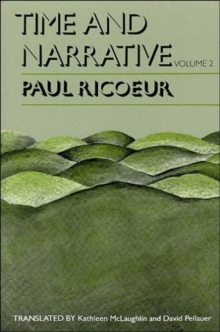 Time and Narrative : v. 2, Paperback Book