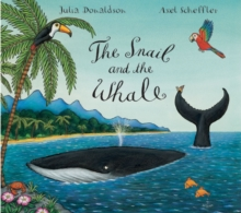 The Snail and the Whale Big Book, Paperback