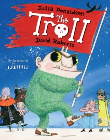 The Troll, Paperback Book