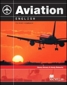 Aviation English Student's Book and DVD Pack, Mixed media product