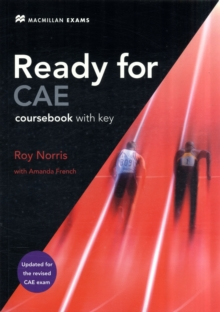 New Ready for CAE : Student's Book + Key, Paperback