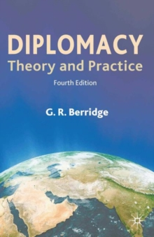 Diplomacy : Theory and Practice, Paperback