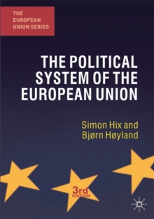 The Political System of the European Union, Paperback