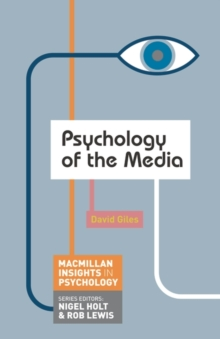 Psychology of the Media, Paperback