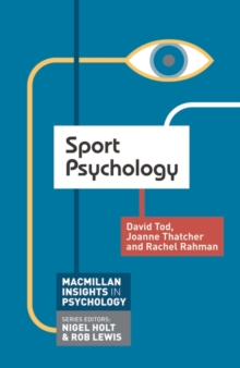 Sport Psychology, Paperback Book
