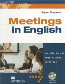 Meetings in English Pack, Mixed media product