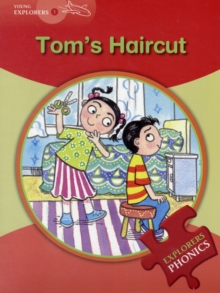 Little Explorers: Tom's Haircut, Paperback Book
