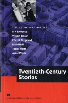 Macmillan Literature Collections Twentieth Century Stories Advanced Level, Paperback