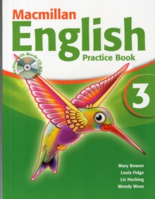 Macmillan English Practice Book 3, Mixed media product