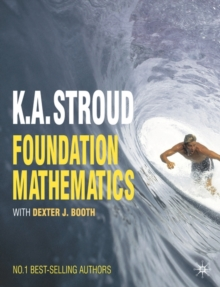 Foundation Mathematics, Paperback