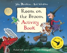 Room on the Broom Activity Book, Paperback